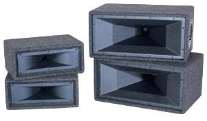 speakershorns