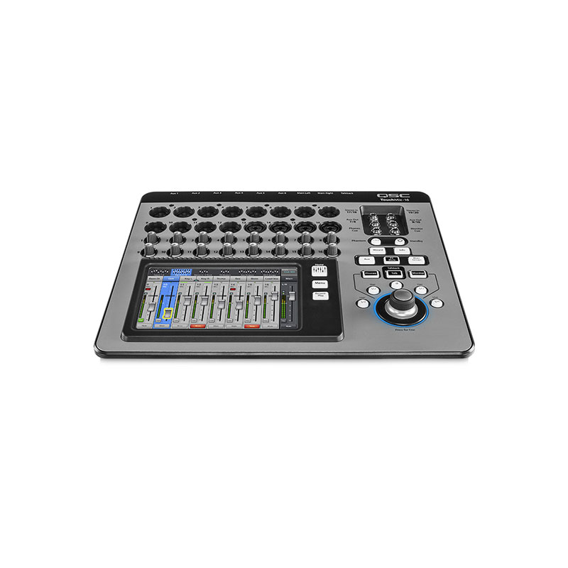 QSC Touchmix Digital Mixer