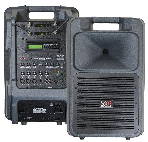 Sound Projections Sound Machine