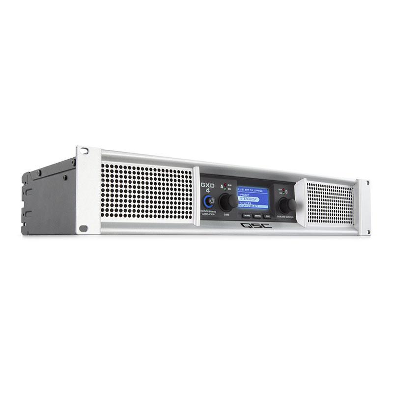 QSC GXD4 Amplifier - Audio Dynamix